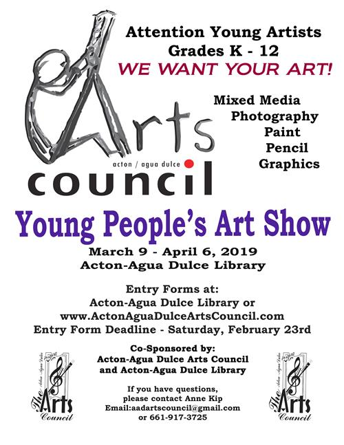 Young People's Art Show