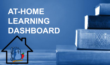 At-Home Learning Dashboard