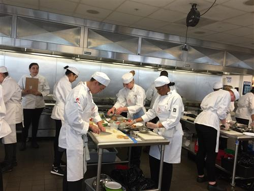 Competition Culinary Arts C-CAP